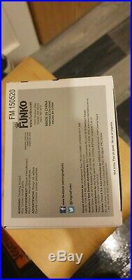 Funko pop freddy funko Hulk Hogan Wwe Limited edition 500 Pieces
