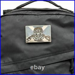 GORUCK Titanium Morale Patch Limited Edition Guerilla X Carryology X Dan Matsu
