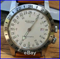 Glycine GL0165 Airman No. 1 Purist Limited Edition (1000 pieces)