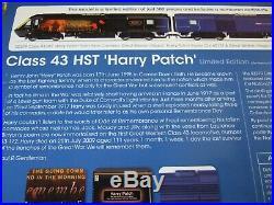 HORNBY R3379 Class 43 HST HARRY PATCH Ltd Edition FGW