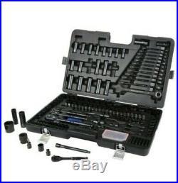 Halfords Limited Edition Black 200 Piece Socket and Spanner Set