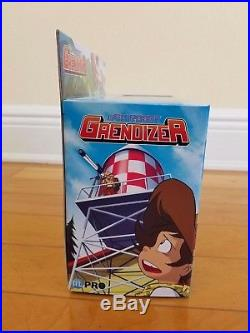 High Dream Grendizer Danbei & Goro 2-pack limited edition 500 pieces