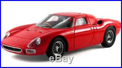 Hot Wheels Elite 1/18 Ferrari 250 LM Red P9900 Limited Edition 5,000 Pieces