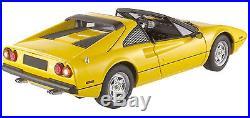 Hot Wheels Elite 1/18 Ferrari 308 Gts Yellow P9898 Limited Edition 5,000 Pieces