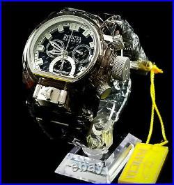 Invicta 52mm Bolt Zeus Magnum Ocean Quest Swiss Chrono with4-Piece Strap Watch
