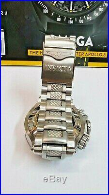 Invicta Subaqua Noma V Model 15490 / Limited Edition 500 pieces Automatic Chrono
