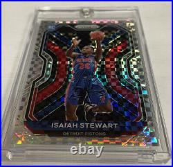Isaiah Stewart 2020-21 Panini Prizm RC. LUCKY ENVELOPE 3/8. ONLY 8 IN THE WORLD