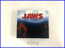 Jaws-Memories From Martha's Vineyard Deluxe Book withPiece Of Orca Limited Edition