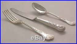 KINGS Design SMITH SEYMOUR LTD Silver Service 100 Piece Canteen of Cutlery