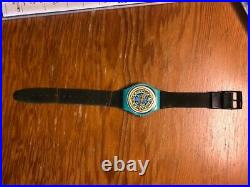 Keith Haring Swatch 1988 Milles Pattes GZ103 Limited to 9999 pieces worldwide