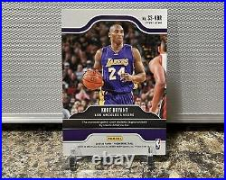 Kobe Bryant Panini Prizm 2019-2020 Sensational Swatches Lakers Colors