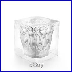 Lalique Révélation Bacchantes Vase Limited Edition Of 99 Pieces 10066000