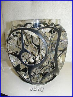 Lalique Tourbillons Vase / Vaso Cristallo / Crystal Limited Edition 999 pieces