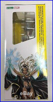 Limited Edition Marvel Bishoujo Statue Storm Limited To 2000 Pieces NEW RARE