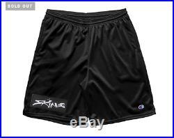 Limited Edition XXL Skins Patch Black Shorts Xxxtentacion Revenge / Champion