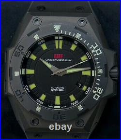 Linde Werdelin Hard Grey DLC First USA Limited Edition of 11 Pieces withbox&tool