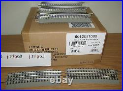 Lionel #12061 Fastrack Fast Track 32 Pieces O84 O-84 Curved Circle O Gauge Train