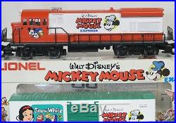 Lionel 6-8773 Mickey Mouse Express 15 Piece Freight Set New In Box