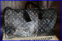 Louis Vuitton Galaxy Keepall Holdall Duffle Bag Limited Edition Sold Out Piece