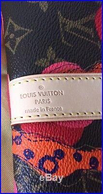 Louis Vuitton Ramages Keepall Bandoulière 45 Limited Edition Rare Piece