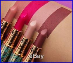 MAC Cosmetics ALADDIN Collection Lipsticks/All 4 pieces