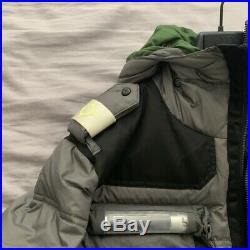 Ma. Strum limited edition white patch torch jacket Xxxl (Vintage)