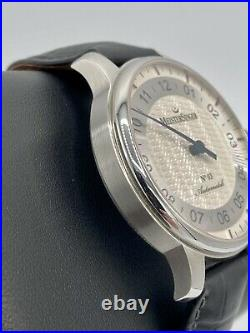 Meistersinger No 03 Model 2007 Limited Edition 333 Pieces 43mm Swiss Automatic