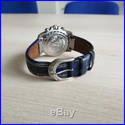 Michel Jordi, 8250, limited edition of 299 pieces quartz chronograph mens watch