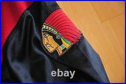 Milwaukee (boston, Atlanta) Braves Limited Edition Chief Patch Jacket XXL (52)