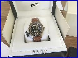 Montblanc 1858 Geosphere Limited Edition 1858 pieces. New with box & papers