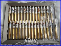 Montblanc Annual Limited Edition The Complete Collection 2003 2012 30 Pieces