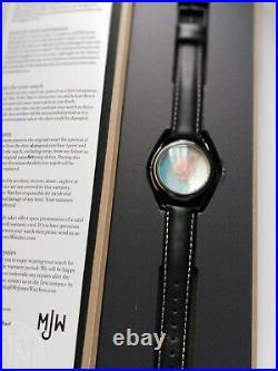 Mr Jones Watches Vingt Mille Piece Unique in black color ultra rare MJW