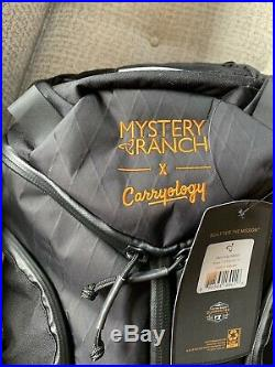 Mystery Ranch x Carryology Unicorn Assault Backpack with Limited Edition Patch