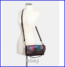 NWT Coach F91095 JADE SHOULDER BAG PIECING crossbody satchel shoulder bag