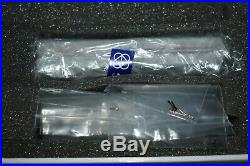 N Brass Overland 2837.1 Amtrak Superliner II Passenger Car 9 Piece Set J10975