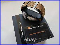 New Hamilton Khaki Field H69819530 Handwind H-50 Swiss made limited 550 pieces