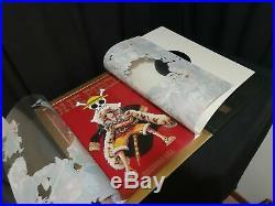 ONE PIECE Romance Dawn Box 1 Limited edition manga Eiichiro Oda RARITA