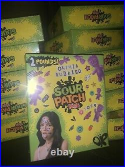 Olivia Rodrigo Sour Patch Kids from Sour Prom Night (Limited Edition)