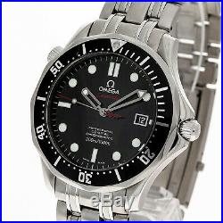 Omega Seamaster 300m 41mm James Bond 007 Limited Edition Collectors Piece