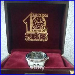 One Piece limited edition 10th Anniversary watch