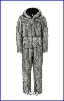 Onepiece WINTER IS COMING SO WHAT JUMPSUIT GRAUMELIERT Größe M Limited Edition