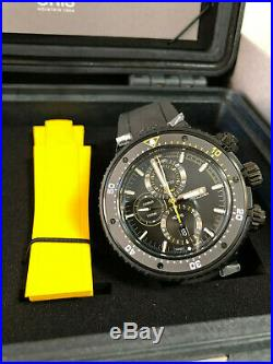 Oris Diver Control 01 774 7727 7784 Limited Edition 500 Pieces Brand New