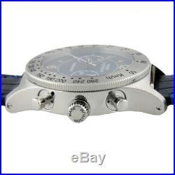 Panerai Mare Nostrum Acciaio 42mm Blue Limited 1000 Pieces Pam00716 716