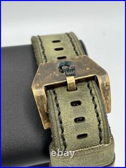 Piotr Ch Thunder Bronze Demon Dial Bronze Patina Piece Unique 46mm Automatic
