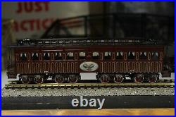 Psc Unserial Numbered Abraham Lincoln Funeral Train 4 Piece Set Factory Paint Ho