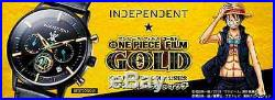RARE New ONE PIECE FILM GOLD 5000 Limited edition watchs'' From Japan F/S