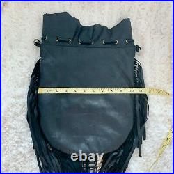 RARE Spell & The Gypsy Large Black Dreamweaver Bag