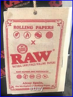 RAW 2XL One Piece Jump Suit Raw Rolling Paper LIMITED EDITION With Free Shipping