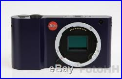 Rare Leica T Chalie Vice Limited Edition Only 50 Pieces Made S/n 4958297