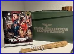 Reel Synergy UCE3 Inglourious Basterds Limited Edition Blu-Ray Only 75 Pieces Ma